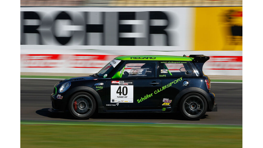 Mini Cooper CSL, TunerGP 2012, High Performance Days 2012, Hockenheimring