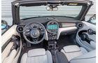 Mini Cooper Cabrio, Cockpit