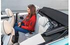 Mini Cooper Cabrio, Fondsitze