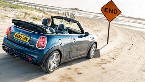 Mini Cooper Cabrio Produktion Ende Stopp