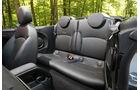 Mini Cooper Cabrio, Rückbank, Rücksitze