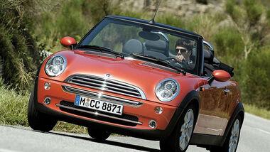 Mini-Cooper Convertible