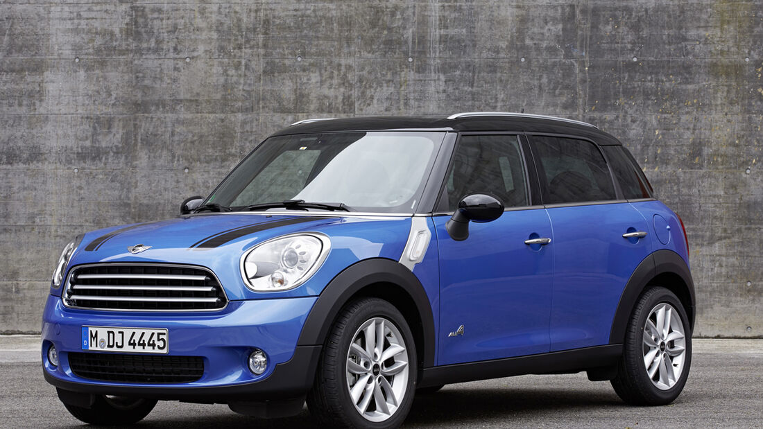 Mini Cooper Countryman 4All