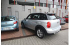 Mini Cooper Countryman, Parken