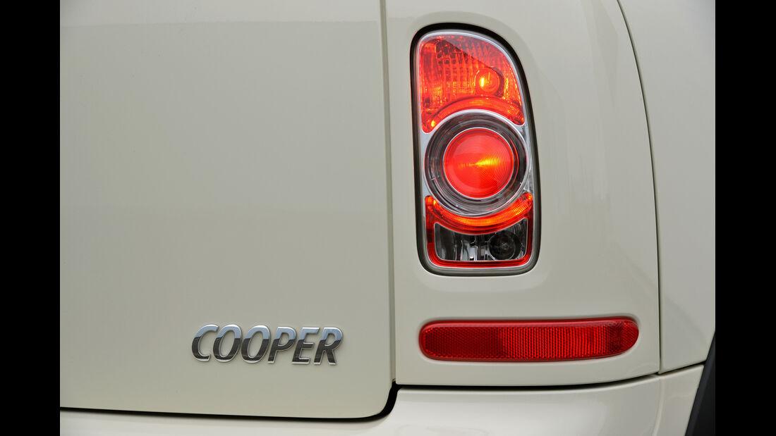 Mini Cooper D Clubvan, Heckleuchte