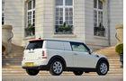 Mini Cooper D Clubvan, Seitenansicht