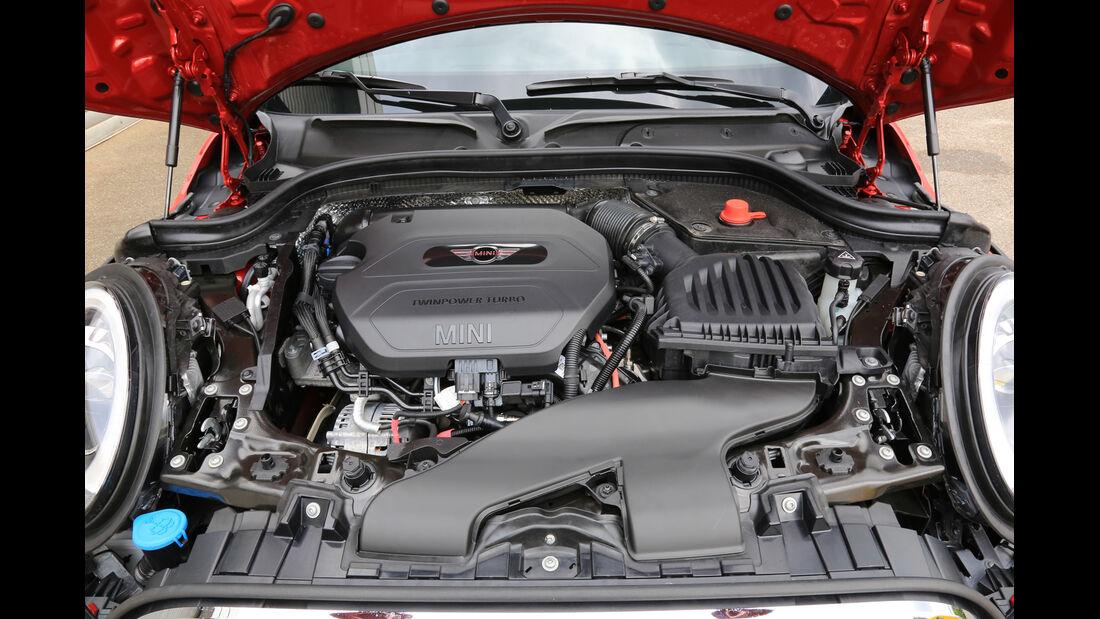 Mini Cooper D, Motor