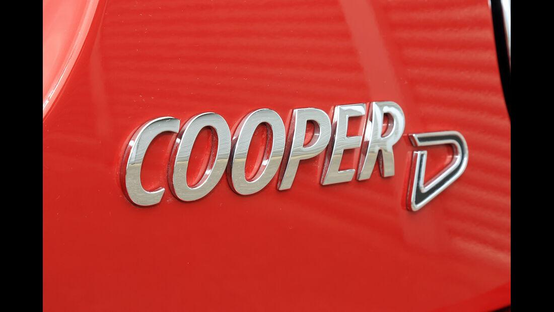 Mini Cooper D, Typenbezeichnung
