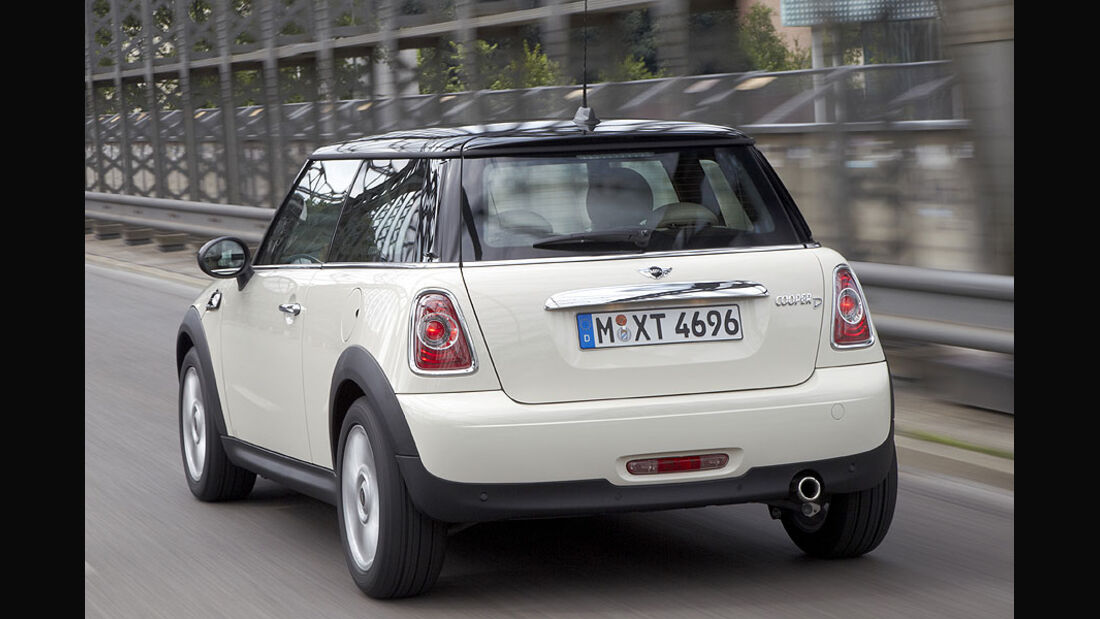 Mini Cooper D