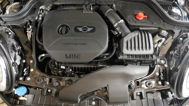 Mini Cooper, Motor