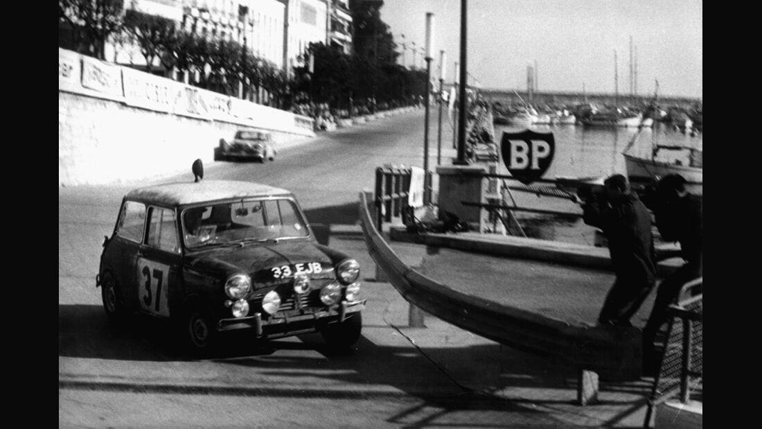 Mini Cooper - Rallye Monte Carlo