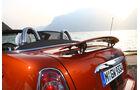 Mini Cooper Roadster, Heckklappe, Heckspoiler