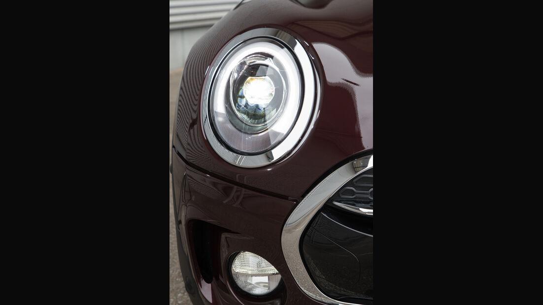 Mini Cooper S Clubman, Frontscheinwerfer