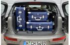 Mini Cooper S Clubman, Kofferraum