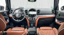 Mini Cooper S Countryman, Interieur