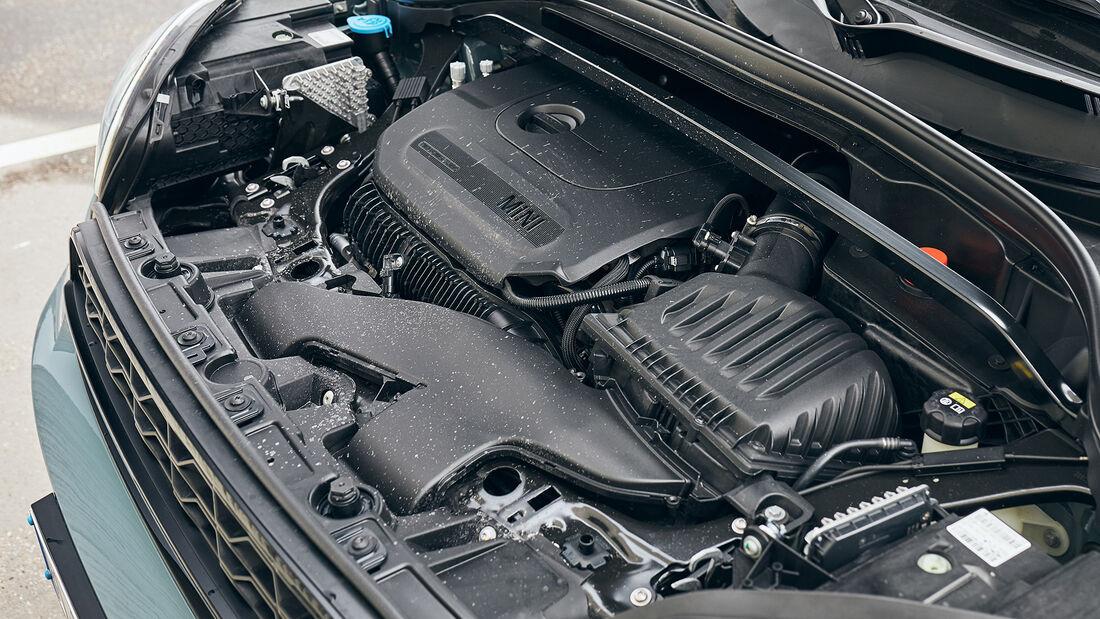 Mini Cooper S Countryman, Motor