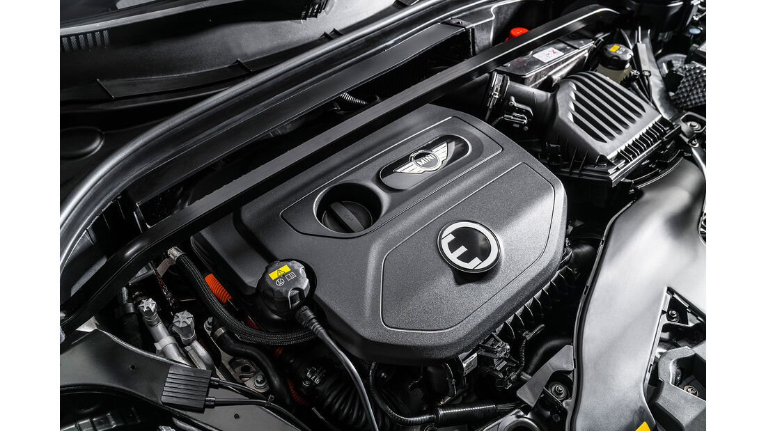 Mini Cooper S E Countryman ALL4 Plug-in-Hybrid 2017 Motor