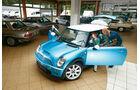 Mini Cooper S, Frontansicht