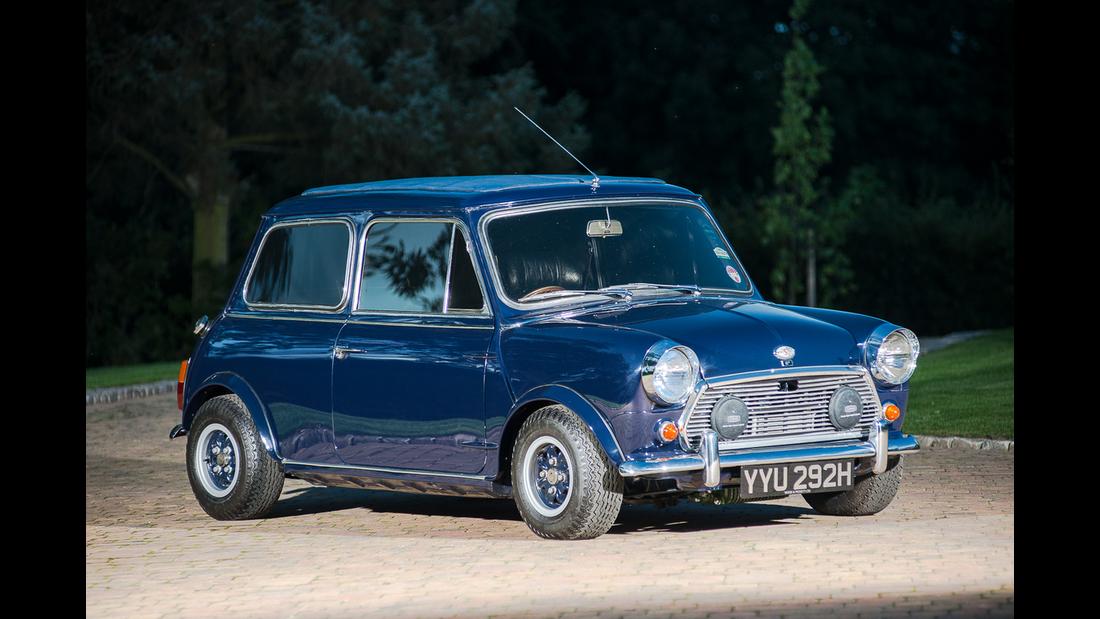 Mini Cooper S Mk II Hammell