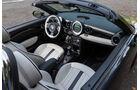 Mini Cooper S Roadster, Interieur