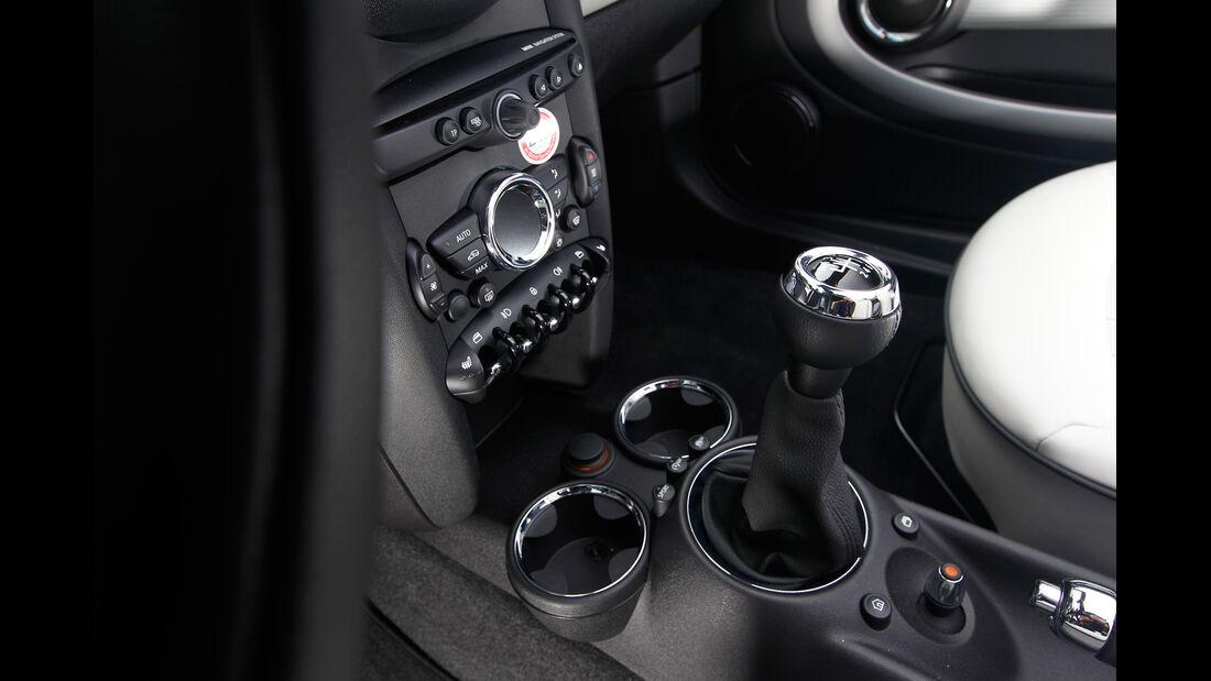 Mini Cooper S Roadster, Schaltung