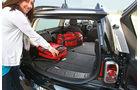 Mini Cooper SD Clubman, Kofferraum, Ladefläche