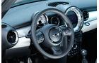 Mini Cooper SD, Cockpit