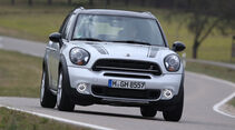 Mini Cooper SD Countryman All4, Frontansicht