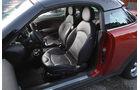 Mini Cooper SD Coupé, Fahrersitz