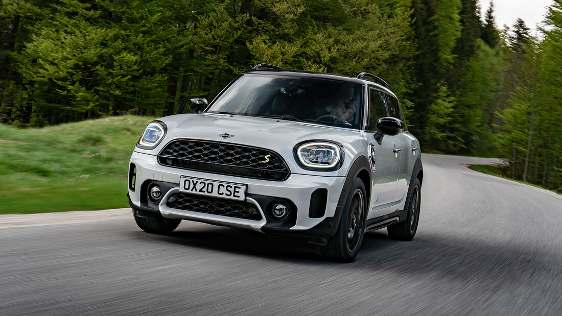 Mini Cooper SE Countryman ALL4 (2020)