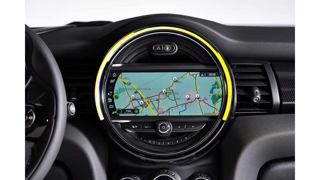 Mini Cooper SE Elektro 2020