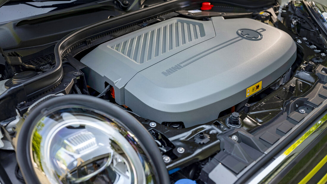 Mini Cooper SE Trim XL, Motor