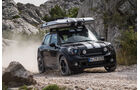 Mini Countryman All4 Camp, 2013, Studie