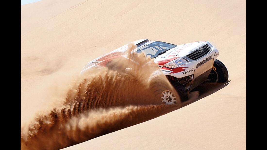Mini Countryman All4, Dakar Rallye
