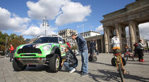 Mini Countryman All4-Prototyp, Brandenburger Tor