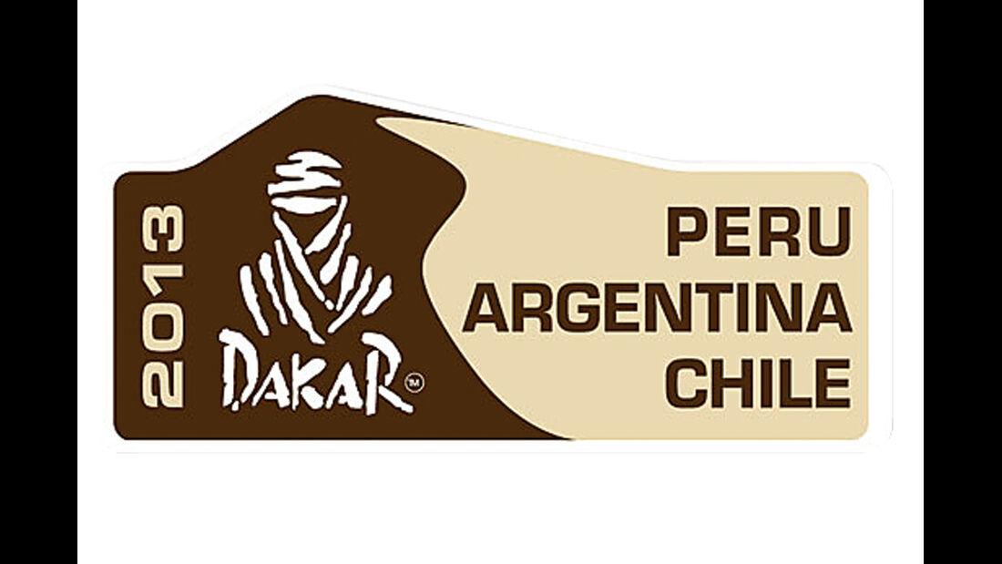 Mini Countryman All4-Prototyp, Rallye Dakar, Logo