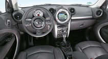 Mini Countryman Cooper D All4, Cockpit