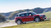 Mini Countryman Cooper D All4, Exterieur