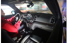 Mini Countryman Cooper S All4, Cockpit
