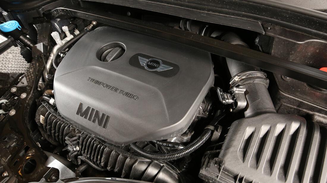 Mini Countryman Cooper S All4, Motor