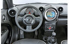 Mini Countryman Cooper S, Cockpit