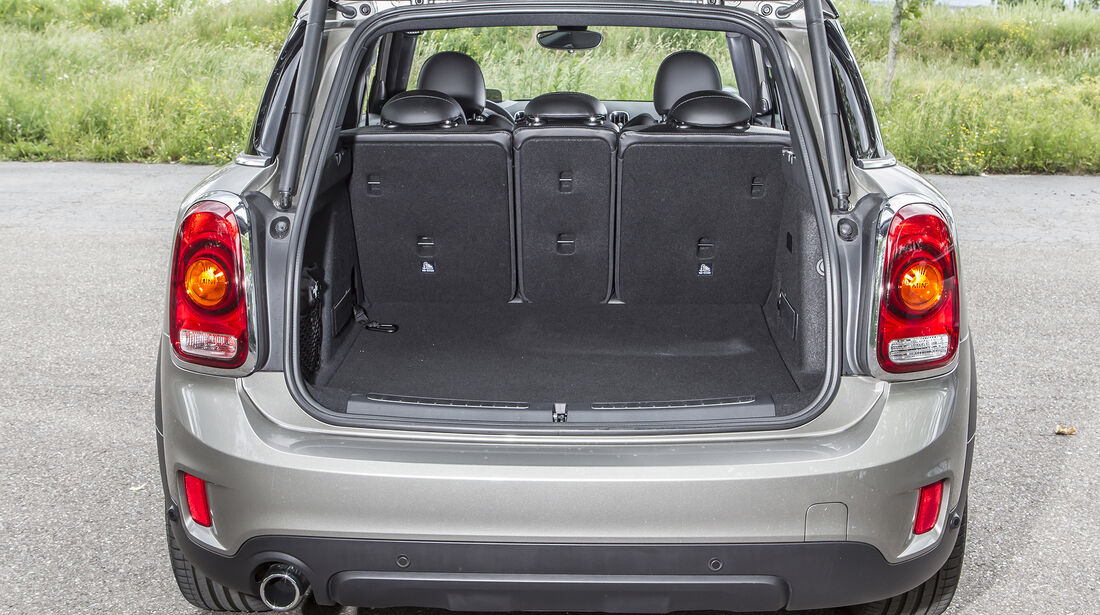 Ammcobus Bmw Mini Kofferraum Geht Nicht Auf