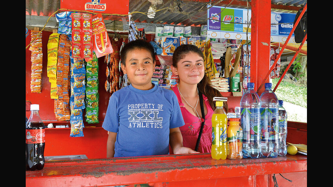 Mini Countryman Cooper S, Kiosk, Kinder