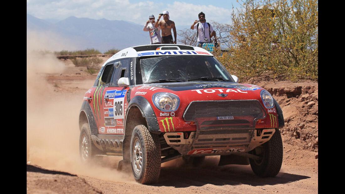 Mini Countryman - Dakar 2011
