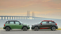 Mini Countryman Facelift 2014