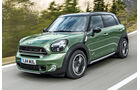 Mini Countryman, Frontansicht