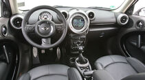 Mini Countryman, Innenraum, Cockpit