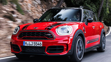 Mini Countryman John Coper Works