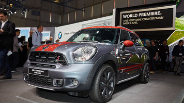 Mini Countryman Park Lane Edition Genf