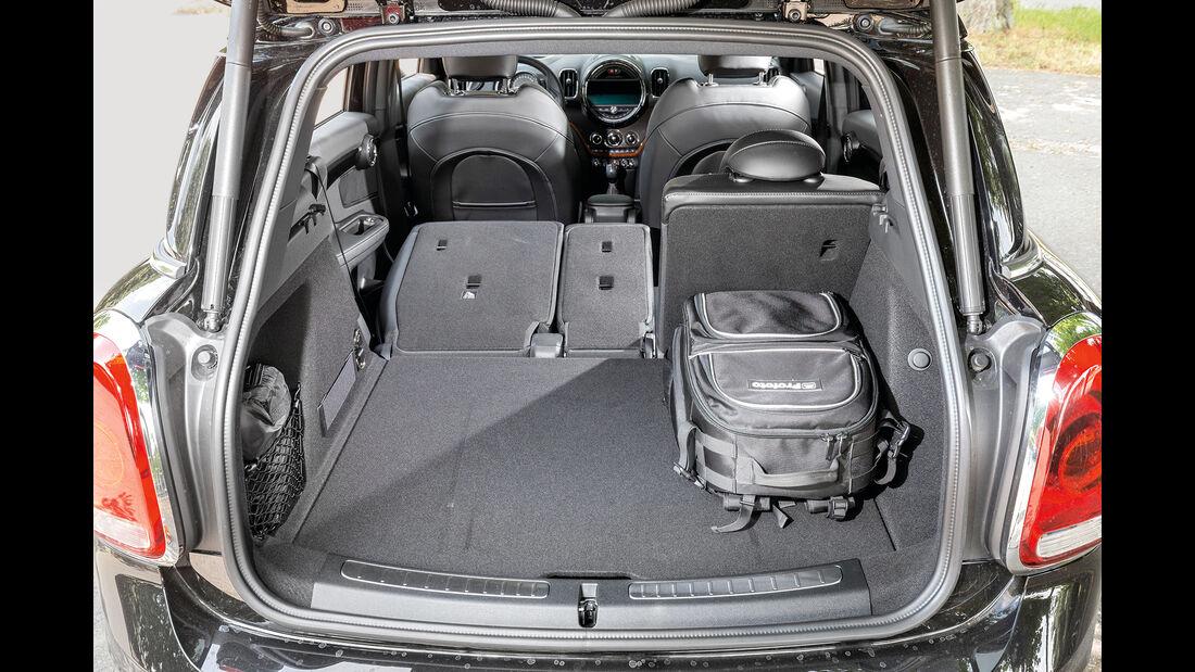Mini Countryman SUV  Vergleich AMS1417
